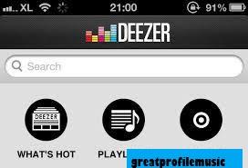 Review Deezer : Layanan Streaming Musik